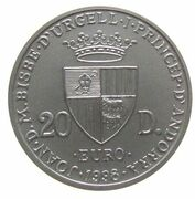 20 Diners - Human Rights – obverse