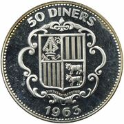 50 Diners – obverse