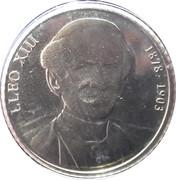 1 Centim (Pope Leo XIII) – reverse