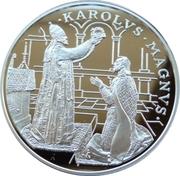 10 Diners - Joan Martí i Alanis (Pope crowning Charlemagne) -  reverse