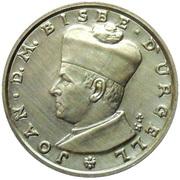 10 Diners - Joan Martí i Alanis (Joan D'Urgell I) -  reverse