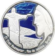 10 Diners - Joan Enric Vives Sicília (Christ the Redeemer) -  reverse