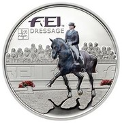 5 Diners - (Dressage) -  reverse