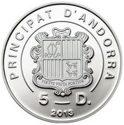 5 Diners (Jumping) -  obverse