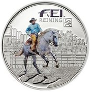 5 Diners - (Reining) -  reverse