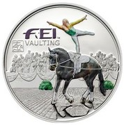 5 Diners (Vaulting) -  reverse