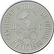 10 Diners - Joan Martí i Alanis (FIFA World Cup) -  reverse