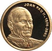 2 diners Jean-Paul II 2009 – obverse