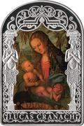15 Diners - Joan Enric Vives i Sicília (Madonna Under the Fir Tree) -  reverse