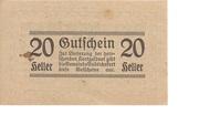 20 Heller (Andrichsfurt) -  reverse