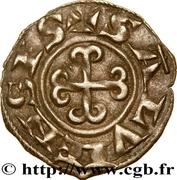 """Obole """"bernardine"""" à la croix ancrée - Bernard II – reverse"""