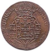 1 Macuta - João Prince Regent -  obverse