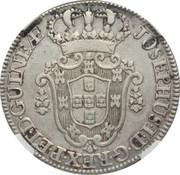 12 Macutas - José I -  obverse