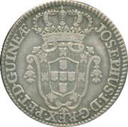 6 Macutas - José I -  obverse