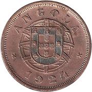 5 Centavos – obverse