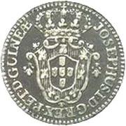 2 Macutas - José I -  obverse