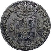 4 Macutas - José I – obverse