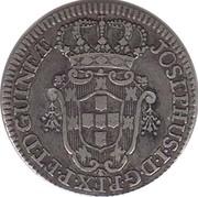 8 Macutas - José I – obverse