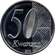 50 Kwanzas (Independence) – obverse