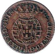 5 Reis - José I (PANO) – obverse