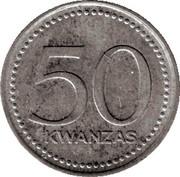 50 Kwanzas -  reverse