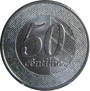 50 Cêntimos -  reverse