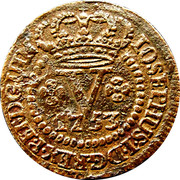 5 Reis - José I – obverse