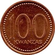 100 Kwanzas -  reverse