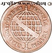 40 Reis - José I -  reverse