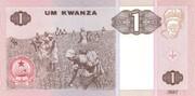 1 Kwanza -  reverse
