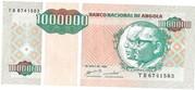 1 000 000 Kwanzas Reajustados -  obverse