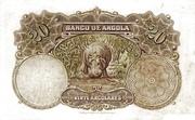 20 Angolares – reverse