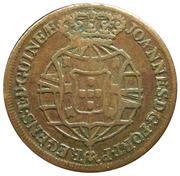 ¼ Macuta - João Prince Regent – obverse
