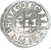 Denier - Hugues X (1208-1249) – obverse