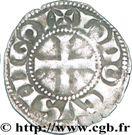 Denier - Hugues X (1208-1249) – reverse