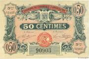 50 centimes - Chambre de commerce d'Angoulème [16] <5ème série> -  obverse