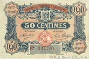 50 centimes - Chambre de commerce d'Angoulème [16] <6ème série> – obverse
