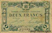 2 francs - Chambre de Commerce d'Angoulême [16] <4ème série> – obverse