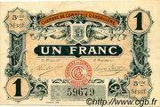 1 franc - Chambre de commerce d'Angoulème [16] <5ème série> – obverse
