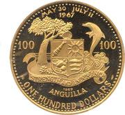 100 Dollars - Elizabeth II (Demonstrating Population) – reverse