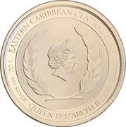 2 Dollars - Elizabeth II (Lobster) -  obverse