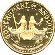 20 Dollars - Elizabeth II (Mermaids) -  obverse