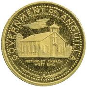 5 Dollars - Elizabeth II (Methodist Church; Trial Strike) -  obverse