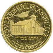 5 Dollars - Elizabeth II (Methodist Church; Trial Strike) -  obverse