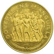 100 Dollars - Elizabeth II (Demonstrating Population; Trial Strike) -  obverse