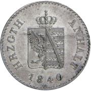 6 Pfennige - Alexander Carl (Joint Coinage) – obverse