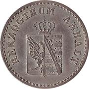 1 Silbergroschen - Alexander Carl (Joint Coinage) – obverse