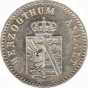 2½ Silbergroschen - Alexander Carl (Joint Coinage) – obverse
