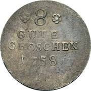 8 Gute Groschen - Viktor II Friedrich – reverse