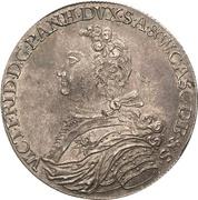 1 Thaler - Viktor II Friedrich – obverse